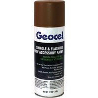 GC91151-6X Geocel Shingle & Flashing Roof Accessory Spray Paint GC91151-6, Geocel Shingle & Flashing Roof Accessory Spray Paint