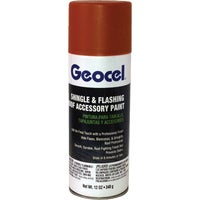 GC91135-6X Geocel Shingle & Flashing Roof Accessory Spray Paint GC91135-6, Geocel Shingle & Flashing Roof Accessory Spray Paint