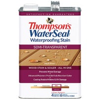 TH.042821-16 Thompsons WaterSeal Semi-Transparent Waterproofing Stain TH.042821-16, Thompsons WaterSeal Semi-Transparent Waterproofing Stain