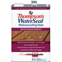 TH.042841-16 Thompsons WaterSeal Semi-Transparent Waterproofing Stain TH-042841-16, Thompsons WaterSeal Semi-Transparent Waterproofing Stain