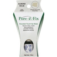 KK-28 Fixture-Fix Porc-A-Fix Porcelain Touch-up Paint Glaze KK-28, Fixture-Fix Porc-A-Fix Porcelain Touch-up Paint Glaze