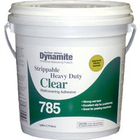 2149533 Dynamite 785 Heavy-Duty Clear Strippable Wallcovering Adhesive adhesive wallpaper