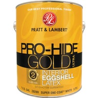 0000Z8289-16 Pratt & Lambert Pro-Hide Gold Ultra Latex Eggshell Interior Wall Paint 0000Z8289-16, Pratt & Lambert Pro-Hide Gold Ultra Latex Eggshell Interior Wall Paint