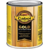 140.0019470.005 Cabot Gold Low VOC Exterior Stain Cabot Gold Low VOC Exterior Stain