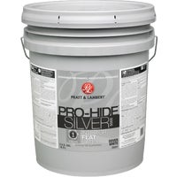 0000Z5351-20 Pratt & Lambert Pro-Hide Silver 5000 Latex Flat Interior Wall Paint 0000Z5351-20, Pratt & Lambert Pro-Hide Silver 5000 Latex Flat Interior Wall Paint