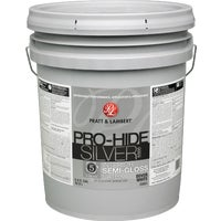 0000Z5551-20 Pratt & Lambert Pro-Hide Silver 5000 Latex Semi-Gloss Interior Wall Paint 0000Z5551-20, Pratt & Lambert Pro-Hide Silver 5000 Latex Semi-Gloss Interior Wall Paint