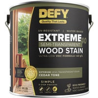 300526 Defy Extreme 40 Semi-Transparent Exterior Wood Stain deck defy extreme stain