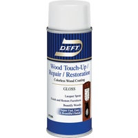 DFT310S/54 Deft VOC Compliant Clear Wood Finish Interior Spray Lacquer lacquer spray