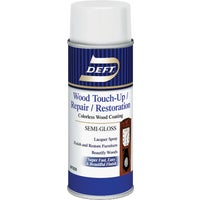 DFT311S/54 Deft VOC Compliant Clear Wood Finish Interior Spray Lacquer lacquer spray