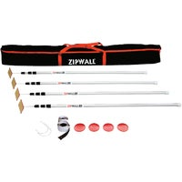SLP4 ZipWall Dust Barrier Kit