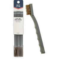 504-B Best Look Brass Bristle Mini Brush brush wire
