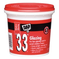 12122 DAP 33 Glazing Compound compound glazing