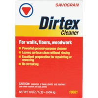 10601 Dirtex All-Purpose Powder Cleaner 10601, 10601 Dirtex Cleaner