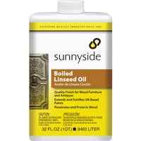 87232S Sunnyside Boiled Linseed Oil linseed oil