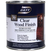 DFT011/04 Deft Interior Lacquer, Clear Wood Finish DFT011/04, Deft Interior Lacquer, Clear Wood Finish