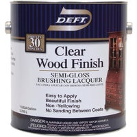 DFT011/01 Deft Interior Lacquer, Clear Wood Finish DFT011/01, Deft Interior Lacquer, Clear Wood Finish