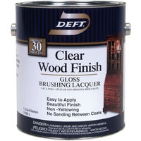 DFT010/01 Deft Interior Lacquer, Clear Wood Finish DFT010/01, Deft Interior Lacquer, Clear Wood Finish