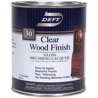 DFT010/04 Deft Interior Lacquer, Clear Wood Finish DFT010/04, Deft Interior Lacquer, Clear Wood Finish