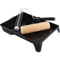 781434 Best Look General Purpose 3-Piece Roller & Tray Set 781434, 3-Piece Roller & Tray Set