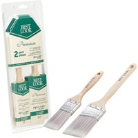 781932 Best Look Premium 2-Piece Paint Brush Set