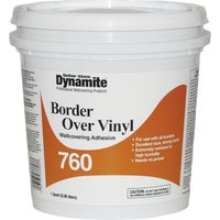 2140398 Dynamite 760 Vinyl Over Vinyl Wallcovering Adhesive adhesive wallpaper