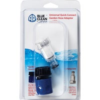 AR909103K AR Blue Clean Pressure Washer Quick Connect Socket Kit With Filter connect quick socket