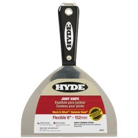 2870 Hyde Black & Silver Professional Flexible Hammer Head Joint Knife joint knife