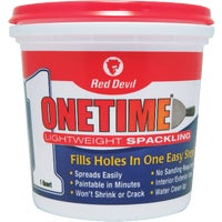 544 Red Devil Onetime Spackling Compound 544, Red Devil OneTime Spackling Compound