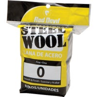 323 Red Devil 8-Pack Steel Wool devil red steel wool