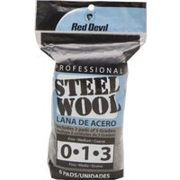 3332 Red Devil 6-Pack Assorted Steel Wool devil red steel wool