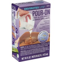 2016 Envirotex Lite Pour-On Finish 2016, Envirotex Lite Pour-On Finish