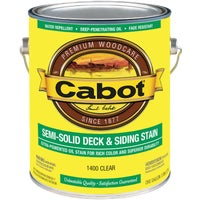140.0001400.007 Cabot Semi-Solid Deck & Siding Stain deck stain