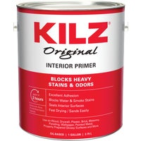 10036 Kilz Original Low VOC Interior Primer Sealer Stainblocker 10036, 10036 Kilz Original Oil-Base Low VOC Stain Blocking Primer