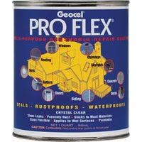 GC22200 Geocel Pro Flex Multi-Purpose Brushable Sealant GC22200, Geocel Pro Flex Multi-Purpose Brushable Sealant - 1 Quart