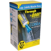 14026 Cobra Lap Joint Nozzle System With Through The Roof! Sealant