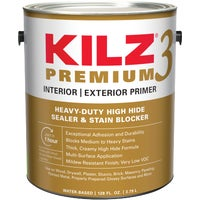 13041 KILZ Premium Water-Base Interior/Exterior Sealer Stain Blocking Primer exterior interior stain