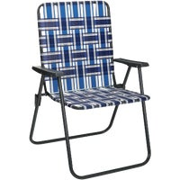 AC4007 Outdoor Expressions Web Folding Lawn Chair chair folding