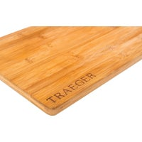 BAC406 Traeger Magnetic Bamboo Cutting Board board cutting