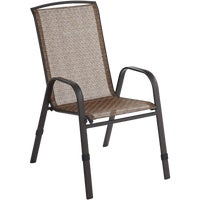 TJF-T014 Outdoor Expressions Greenville Stackable Chair TJF-T014, Outdoor Expressions Greenville Stacking Sling Chair