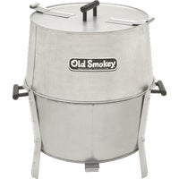 OS #22 Old Smokey Jumbo Charcoal Grill charcoal grill