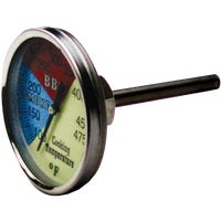 BT-1 Old Smokey Products Temperature Gauge Thermometer BT-1, Old Smokey Temperature Gauge Thermometer