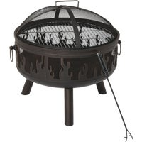 FT-11202B Outdoor Expressions 24 In. Flame Fire Pit expressions fire outdoor pit