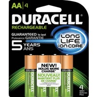 66155 Duracell AA Rechargeable Battery battery rechargeable