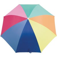 UB884-201775PK12 Rio Brands Multi-Color Nylon Beach Umbrella beach umbrella