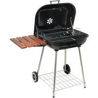 18623DI Kay Home Products Portable Smoker/Charcoal Grill charcoal grill
