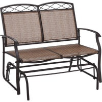 TJF-T011 Outdoor Expressions Greenville Double Glider