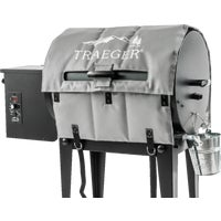 BAC346 Traeger 20 Series Insulated Blanket Grill Cover Traeger Insulated Blanket Grill Cover