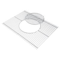 7587 Weber Gourmet Barbeque System Grill Grate grate grill