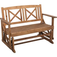 JN-206NC Jack Post Decorative Glider Bench JN-206NC, Decorative Glider Bench