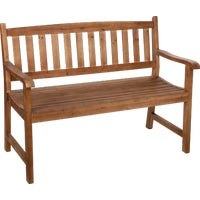 JN-204NC Cypress Wood Bench JN-204NC, Cypress Wood Bench